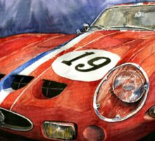 Ferrari 250 GTO 1963 Sticker