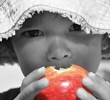 Apple Boy by HisSparrow