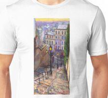 Paris Montmartre Unisex T-Shirt
