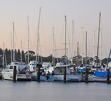 Boat Harbour  by HisSparrow