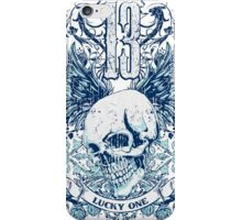 13 Lucky One iPhone Case/Skin