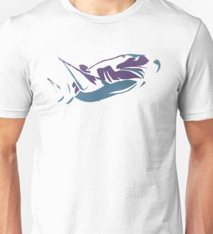 Retro Shark Unisex T-Shirt