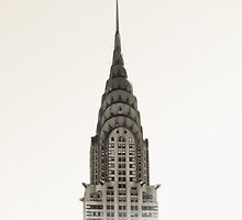 Chrysler Building - NYC by Nicklas Gustafsson