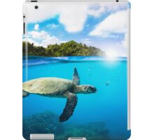 Tropical Paradise iPad Case/Skin
