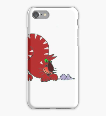 Just a friendly game? iPhone Case/Skin