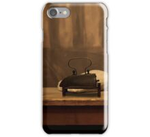 Old style Laundry iPhone Case/Skin