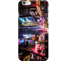 New York City Night iPhone Case/Skin
