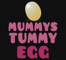MUMMYS TUMMY EGG One Piece - Short Sleeve
