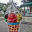 Ice cream by AleFletcher