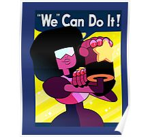 """""""We"""" Can Do it! Poster"""