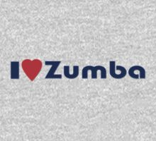 I Zumba T-Shirt ~ I Love Zumba Heart Phone Case by deanworld