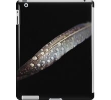 Feather Dew iPad Case/Skin