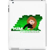 Kim Possible  iPad Case/Skin