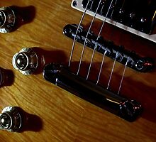 Guitar Icon : '59 Flametop Les Paul (off-camera flash) by Nick Bland