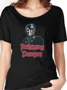 ACHTUNG PANZER Women's Relaxed Fit T-Shirt