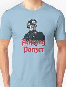 ACHTUNG PANZER Unisex T-Shirt