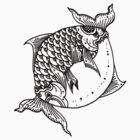Thai Fish Yin-Yang by mobii