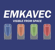 Emkavec Backpacks - Visible from space. by Smallbrainfield