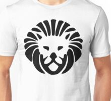 King Lion Head, Symbol Design Unisex T-Shirt