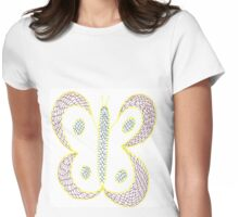 Flutterby edged in Sunshine T-Shirt