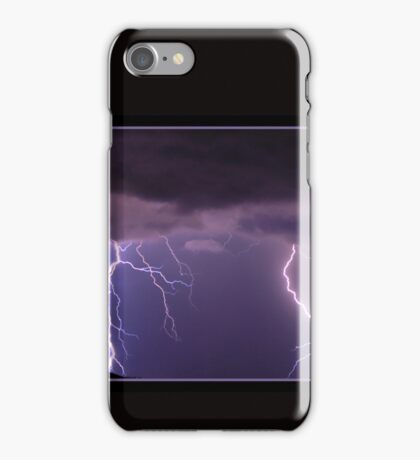 Strike iPhone Case/Skin
