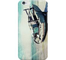Waiting for the tide iPhone Case/Skin