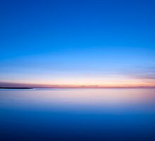 Smooth As Silk - Sunset at Wallaroo by Michelle Singleton