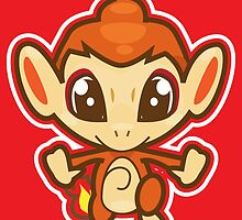 Chimchar by Eat Sleep Poke Repeat
