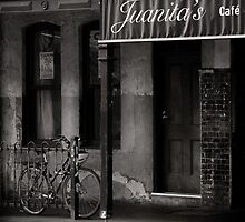 Juanita's Cafe by Christine  Wilson Photography