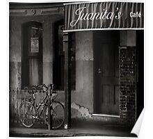 Juanita's Cafe Poster