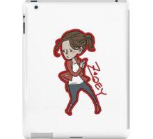 mini Zoey Kinski iPad Case/Skin