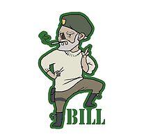 "mini William ""Bill"" Overback by karukara"