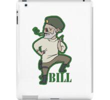 "mini William ""Bill"" Overback iPad Case/Skin"