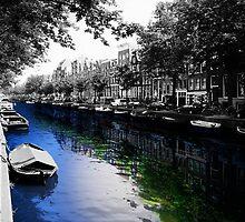 Amsterdam Colorsplash by Nicklas Gustafsson