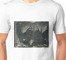 Empire At Night (Wet Plate Collodion Tintype) Unisex T-Shirt