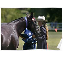 First place ASH ~ Rylestone-Kandos Show 2010 Poster