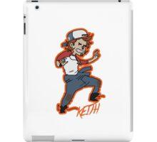 mini Keith iPad Case/Skin