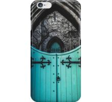 Church Gates iPhone Case/Skin