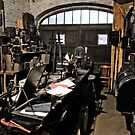 my grandfather's garage by Mirso