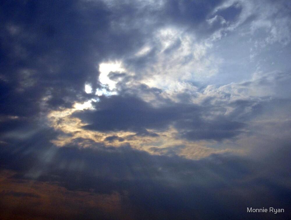 Island Clouds by Monnie Ryan