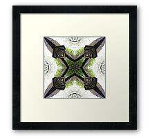 Whispers in the Ruins Framed Print
