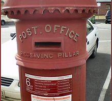 Letterbox in older style by EdsMum