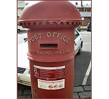 Letterbox in older style Photographic Print