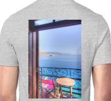 View from our Balcony Unisex T-Shirt