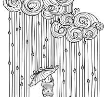 Rain by katstark