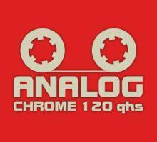 Analog  Chrome Kids Clothes