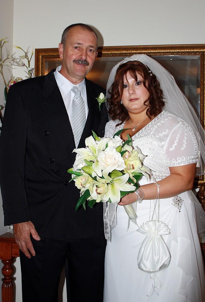 Yvette&Dad by WeddingPics