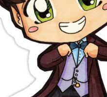 Chibi Eleven Sticker