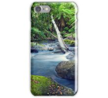 Rainforest Stream iPhone Case/Skin
