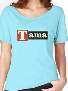 Vintage Tama  Drums  Women's Relaxed Fit T-Shirt